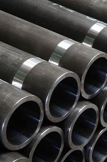 Хромирани пръти за хидравлични цилиндри.